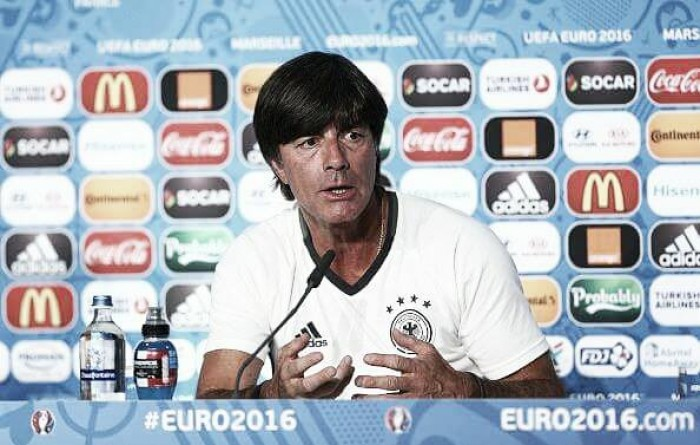 Joachim Löw's pre-match presser: Hosts France stand in the way of final berth