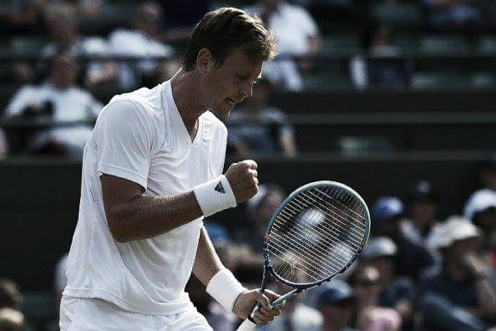 Wimbledon 2016: Berdych romps into semi-finals