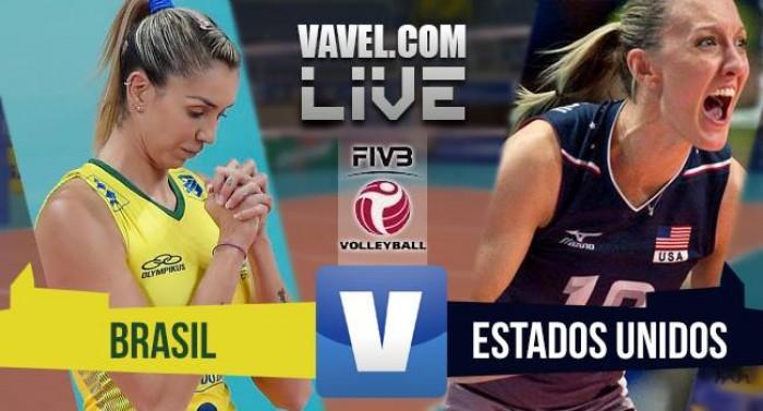 Resultado Brasil x Estados Unidos pelo Grand Prix 2016 (3-2)