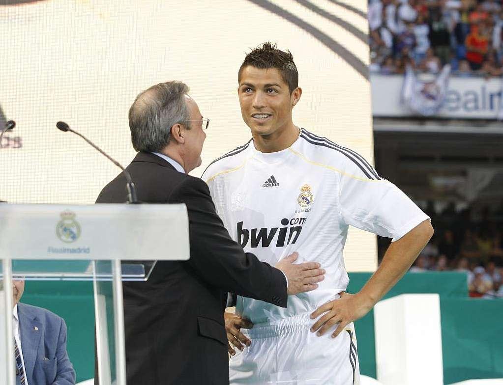 Renovação de Cristiano Ronaldo pode custar R$ 200 milhões aos cofres do Real Madrid