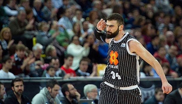 Kostas Vasileiadis completará el perímetro de Unicaja