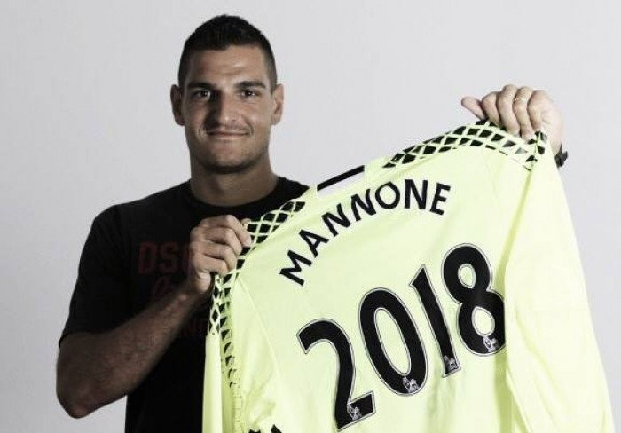 Vito Mannone reveals his joy at penning new Sunderland deal