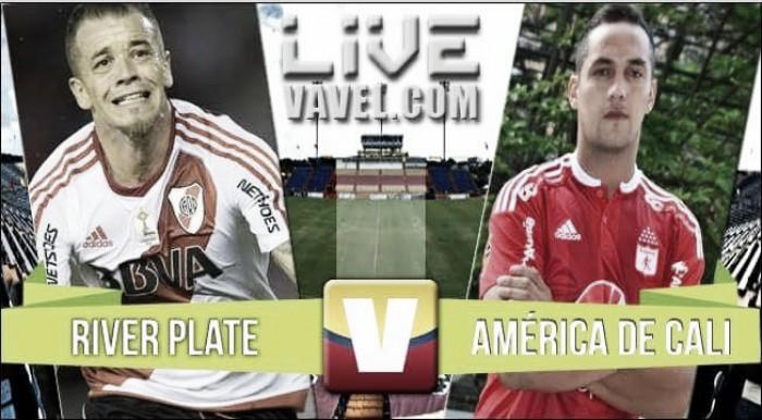 Resultado América de Cali vs River Plate en Amistoso Internacional (3-1)