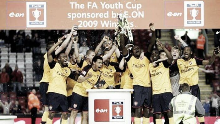 Arsenal's Youth Academy to be part of new EFL Trophy