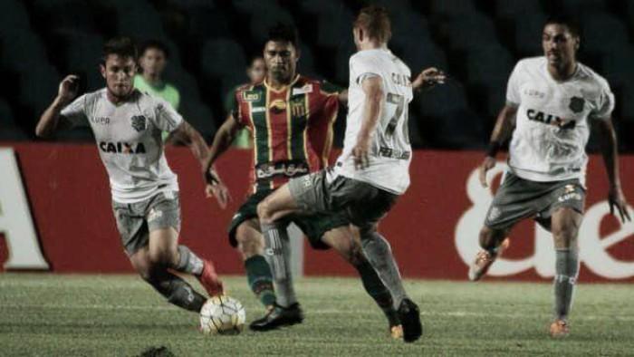 Pelo empate, Figueirense encara Sampaio Corrêa para avançar na Copa do Brasil