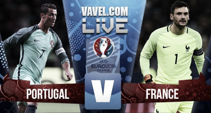 ab2d2de4d6086 Resultado Portugal x França na Eurocopa 2016 (1-0) - VAVEL.com