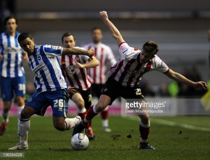 Brighton and Southampton take point apiece in Amex Stadium draw