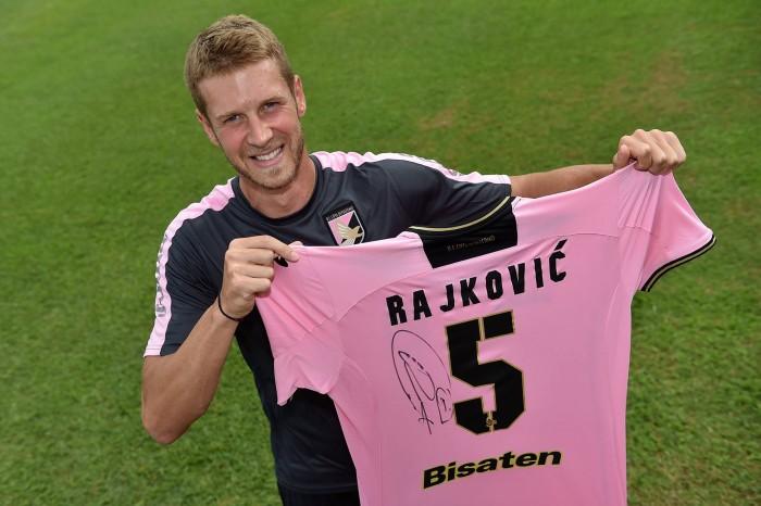 "Palermo - Rajkovic: ""De Zerbi ha idee importanti"""