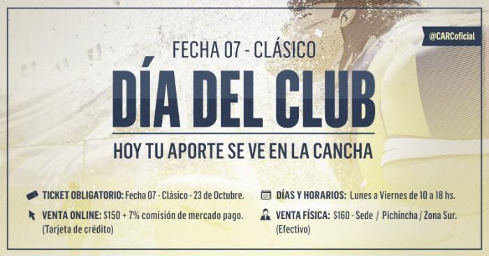 """Clásico """"Día del Club"""""""