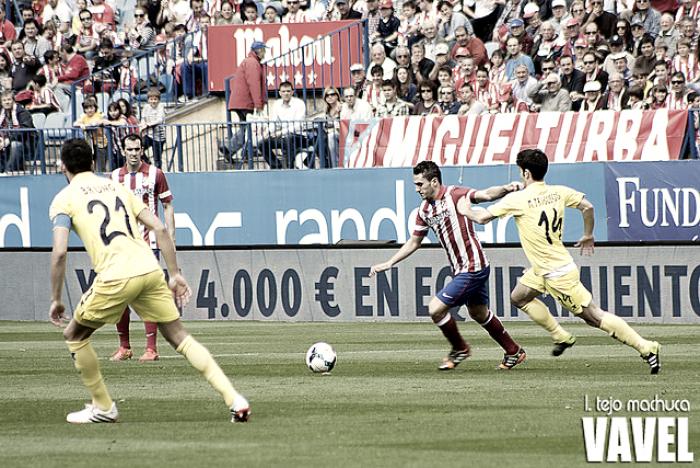 Villarreal y Atlético, clubes hermanados