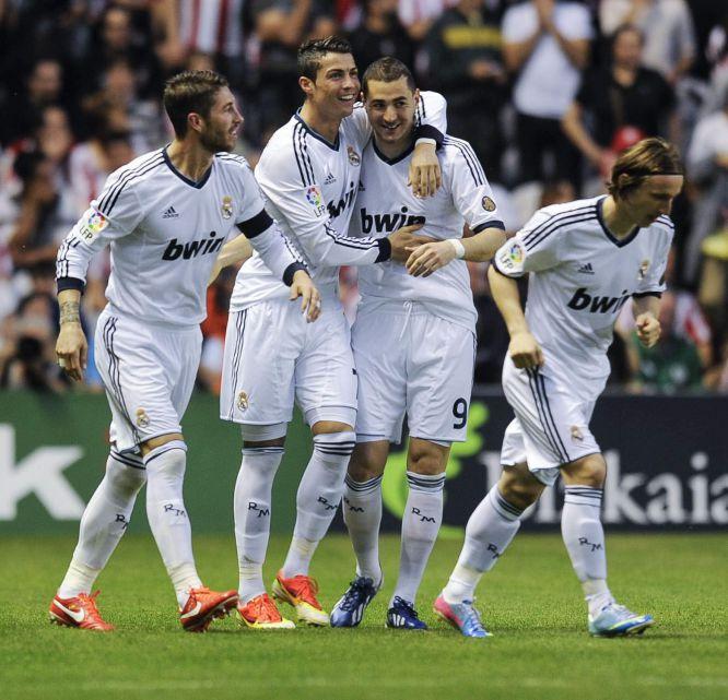 Cristiano Ronaldo brilha e Real Madrid vence mais uma no Espanhol