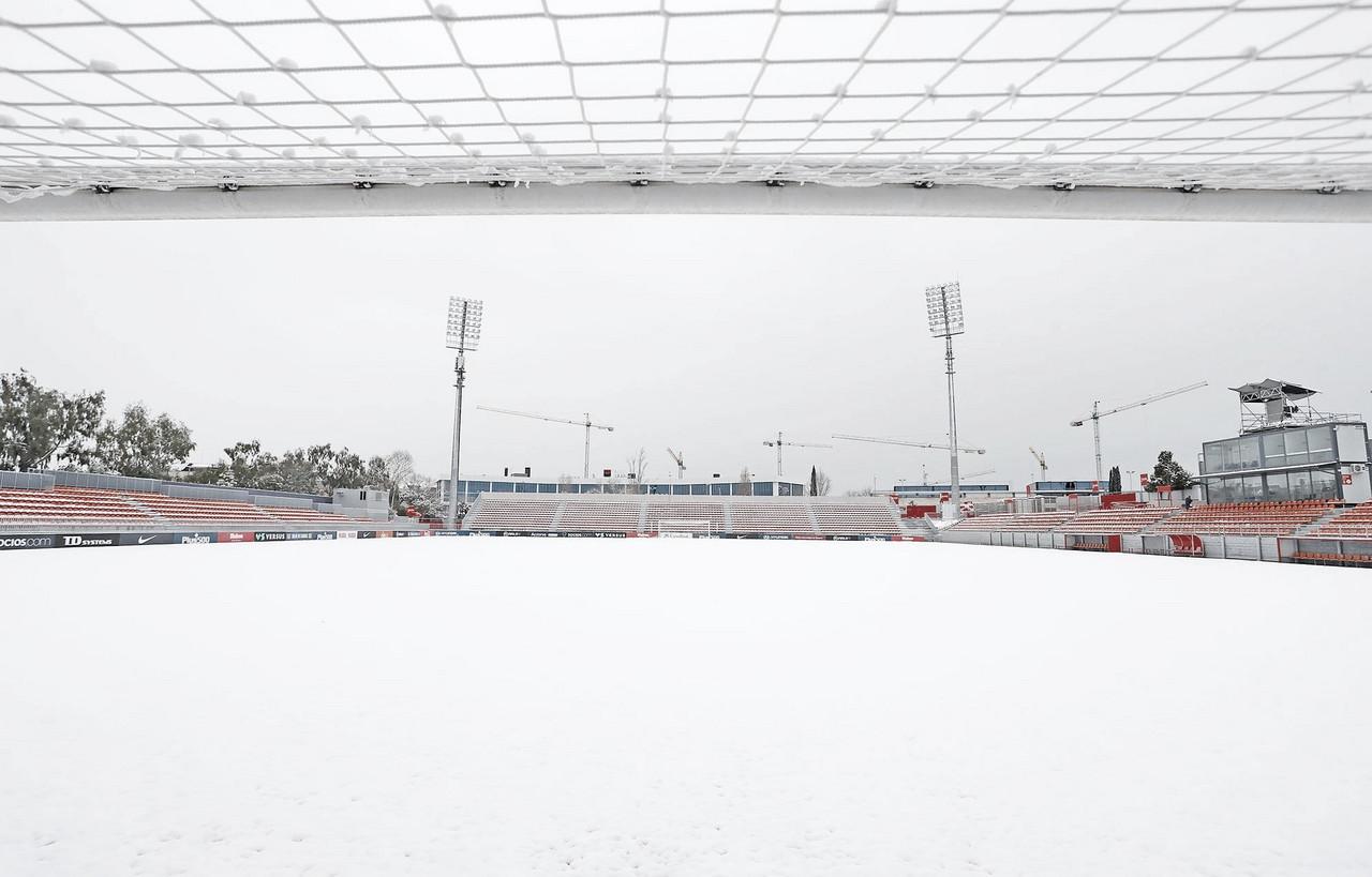 Aplazado el Atlético-Athletic debido al temporal Filomena