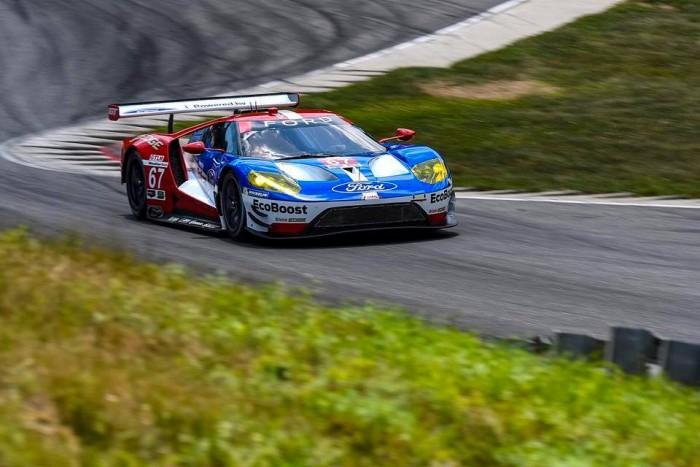 Quatro Ford GT estão confirmados nas 24 horas de Le Mans até 2019