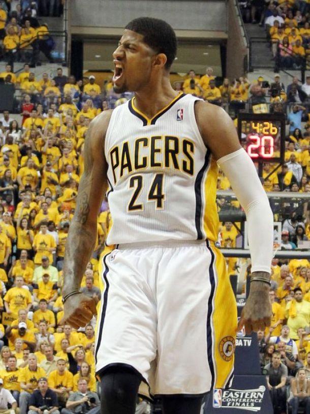 Grâce à un spectaculaire Paul George, les Pacers s'offrent un répit