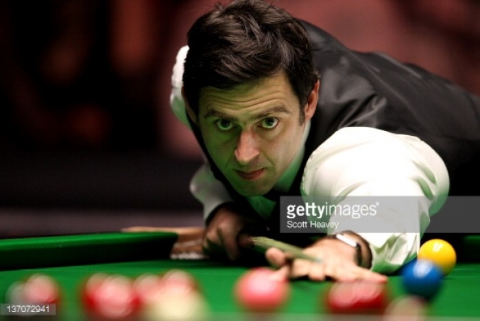 UK Championship Round Two: The Rocket continues to soar