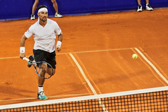 Risultato finale ATP Umago - Fabio Fognini annienta Andrej Martin e trionfa ad Umago (2-0)