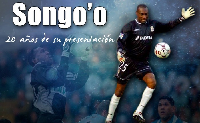 20 años de la llegada de Songo'o al Dépor