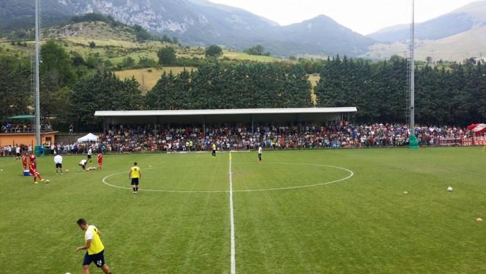 Amichevoli, il Pescara batte il Teramo 2-0 a Palena
