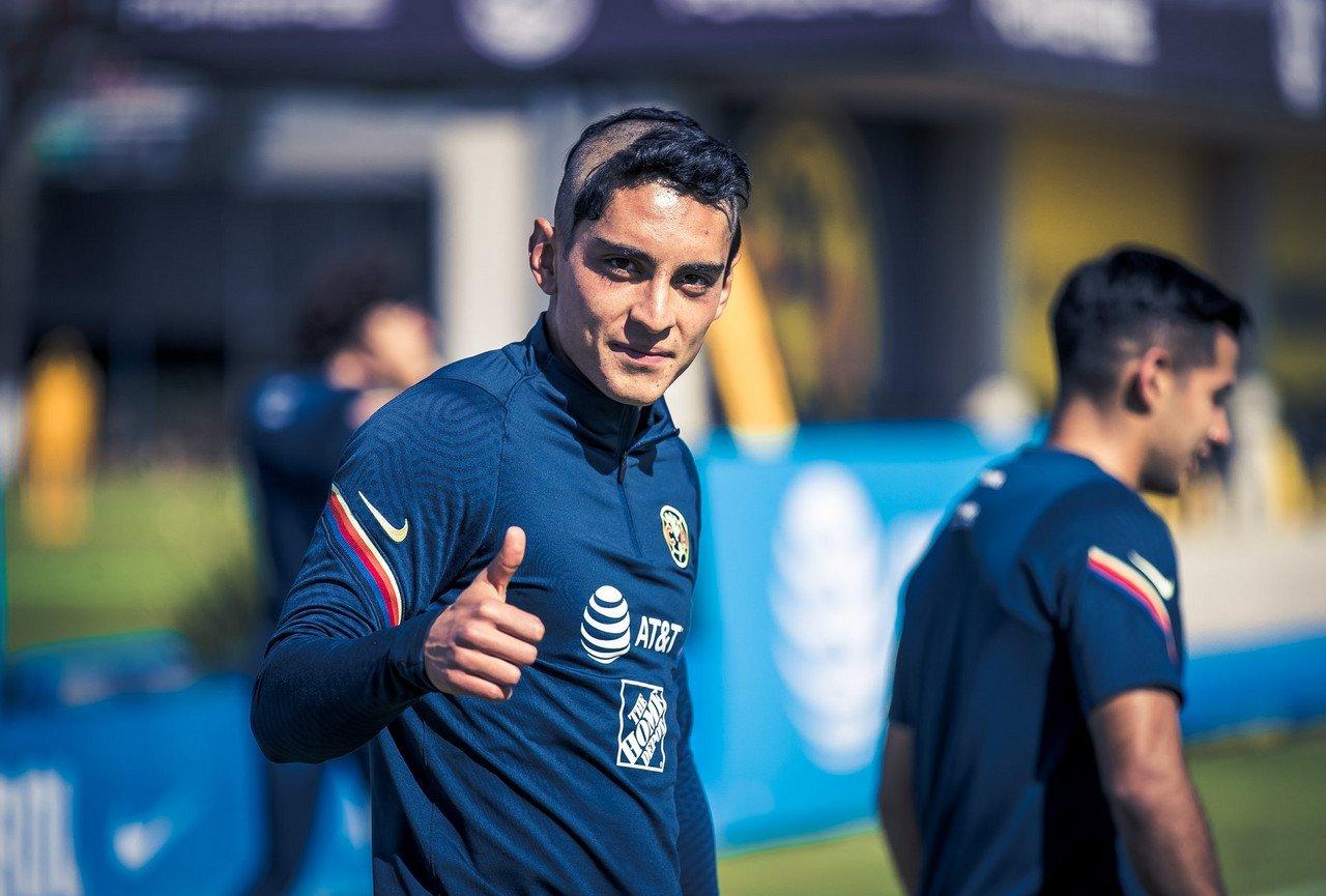 """Santiago Naveda: """"Me queda mucho camino por recorrer"""""""