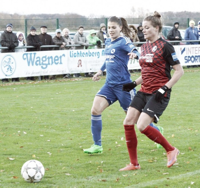 SC Sand make double signing as Verena Aschauer and Silvana Chojnowski arrive