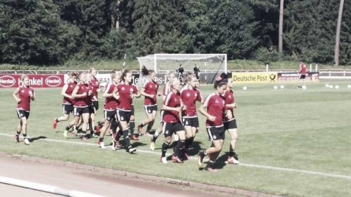 Germany vs Ghana Preview: Silvia Neid's side pursuing 125th victory on home soil ahead of Rio 2016