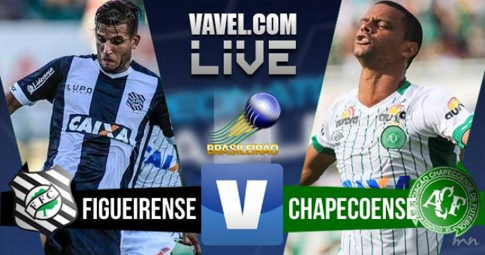 Resultado Figueirense x Chapecoense pelo Brasileirão (1-1)