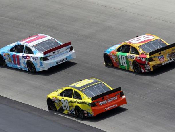 NASCAR Sprint Cup Series Practice: New Hampshire