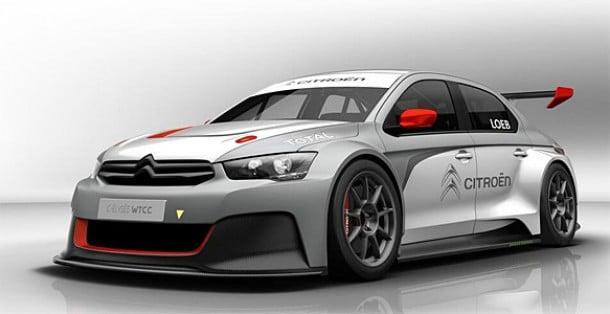 WTCC : Citroën dévoile la C-Elysée WTCC