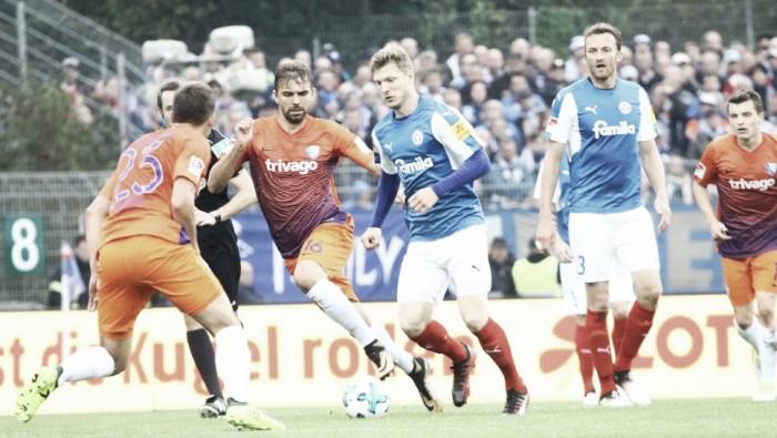 Holstein Kiel derrota Bochum e assume novamente liderança da 2. Bundesliga