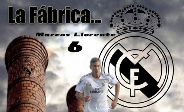 La Fábrica: Marcos Llorente