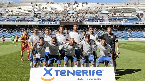 CD Tenerife : Made in Spain