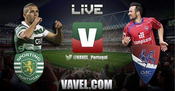 Sporting x Gil Vicente