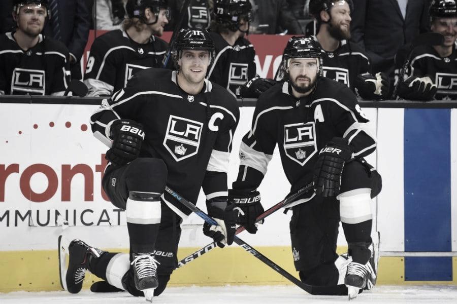 Los Angeles Kings se preparan para el futuro