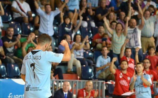 Lolo Suazo es la tercera baja de Uruguay Tenerife