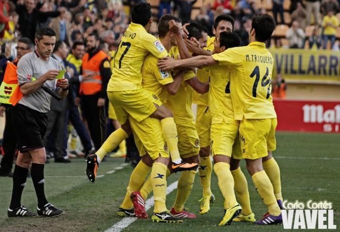 El Villarreal, más cerca del decimonoveno puesto en la clasificación histórica