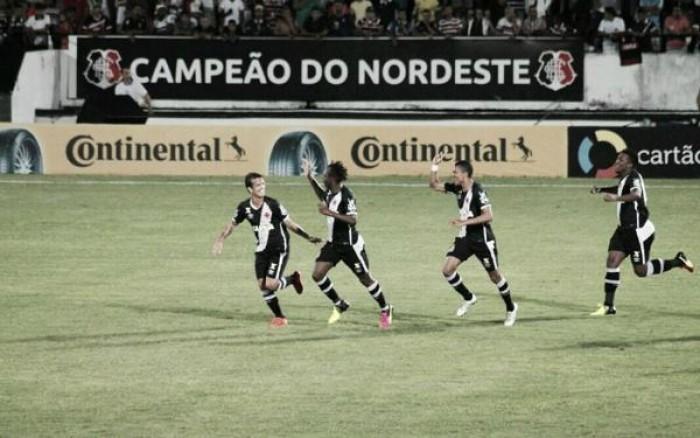 Sem Nenê, Vasco vence Santa Cruz no Arruda e avança às oitavas