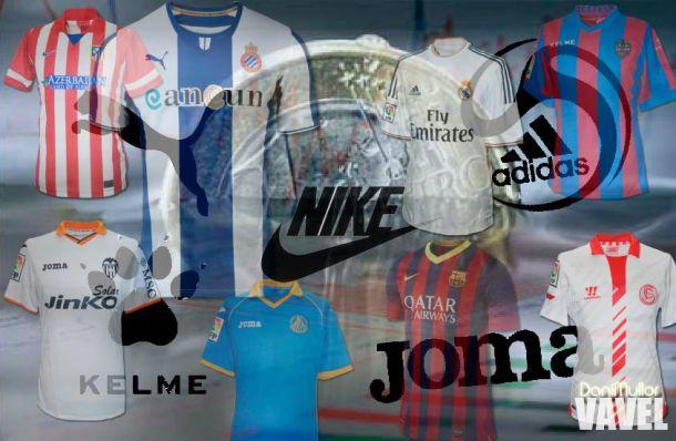 Camisetas de fútbol de la Liga BBVA 2013-2014 - VAVEL.com 142111e22f157