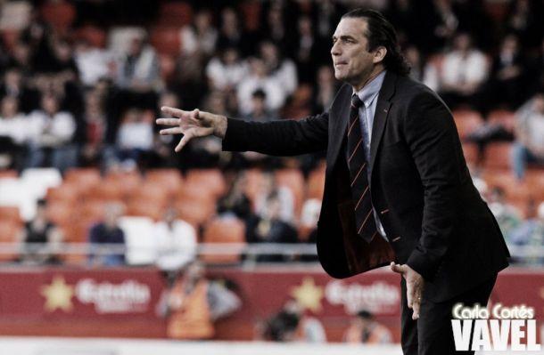 Juan Antonio Pizzi ya se dirige hacia León