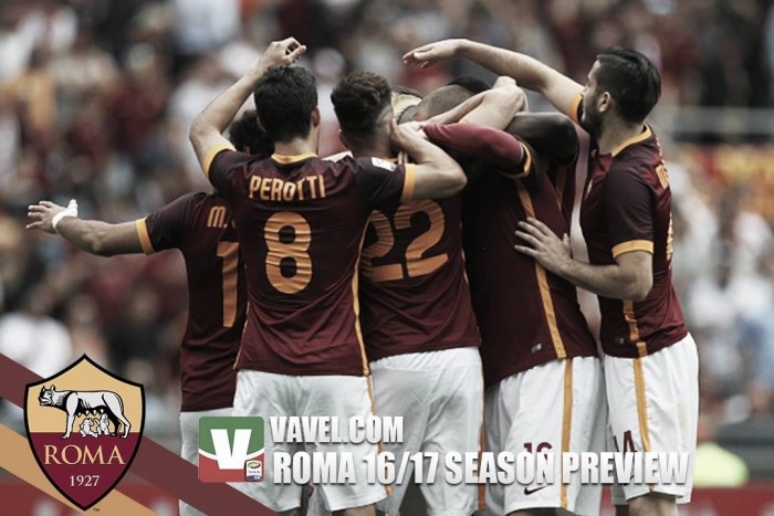 Roma 16/17 Season Preview: Can I Lupi offer Juventus a firm challenge?