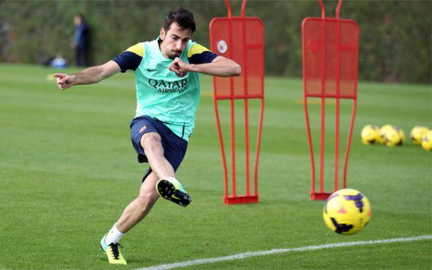 FC Barcelona 2013/14: Isaac Cuenca