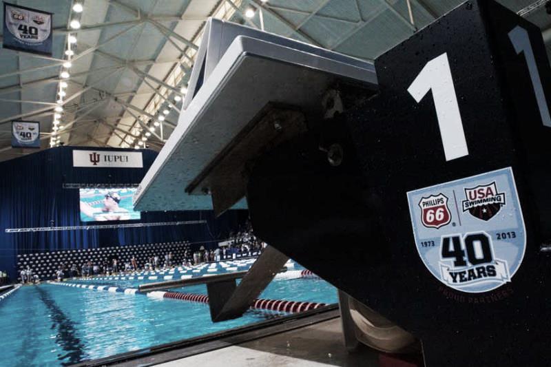 Cincuenta nadadores representarán a Estados Unidos en el Mundial