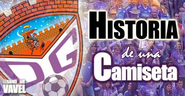 Historia de una camiseta: CD Guadalajara