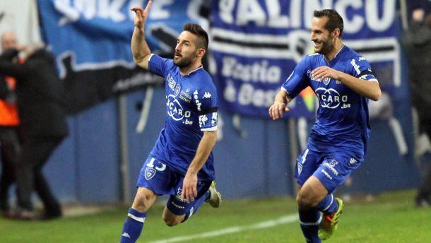 Pericolo Ligue 2 per il Bastia?