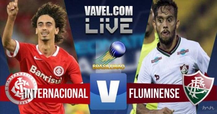 Inter empata com o Fluminense pelo Brasileirão 2016 (2-2)
