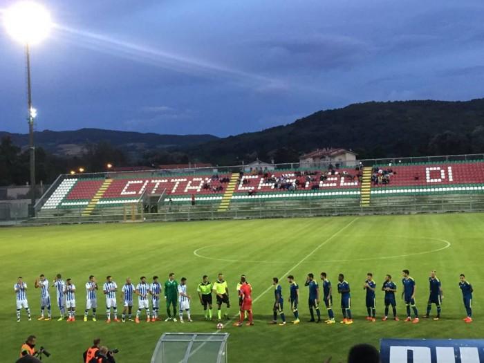 Amichevoli, un buon Pescara cade con il Celta Vigo: 1-2 a Castel di Sangro