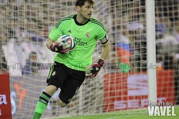 Real Madrid 2014/15: Iker Casillas