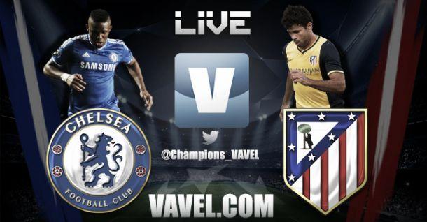 Resultado Chelsea - Atlético de Madrid (1-3)