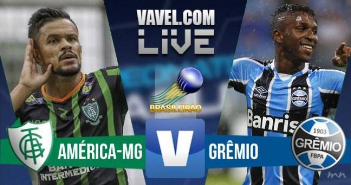 Resultado de América-MG x Grêmio no Campeonato Brasileiro (0-0)