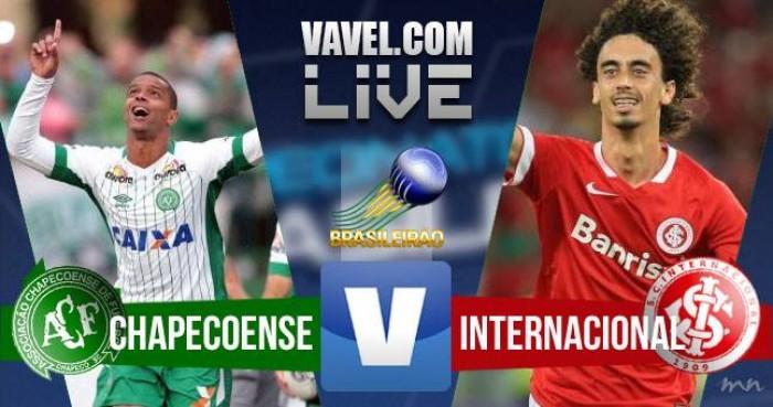 Chapecoense vence o Inter pelo Campeonato Brasileiro (1-0)