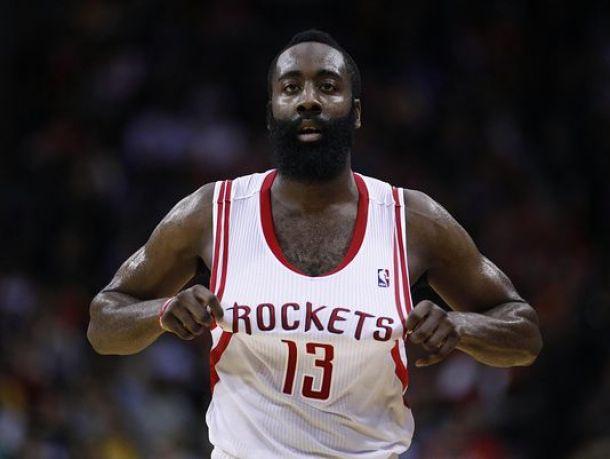 Harden lancia i Rockets